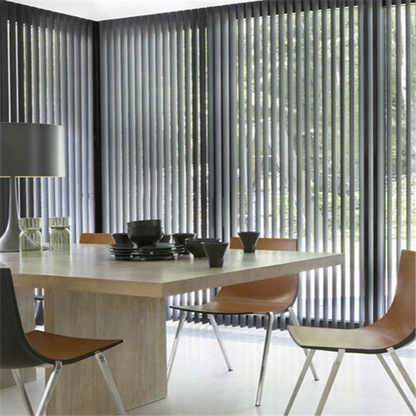 slim polyester vertical blinds bracket