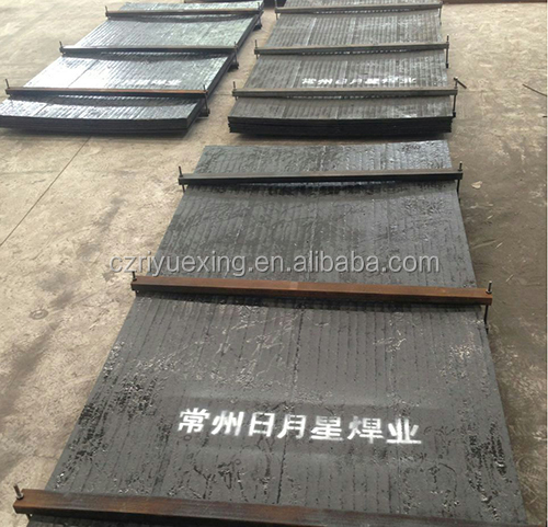 composite wear resistant steel plate