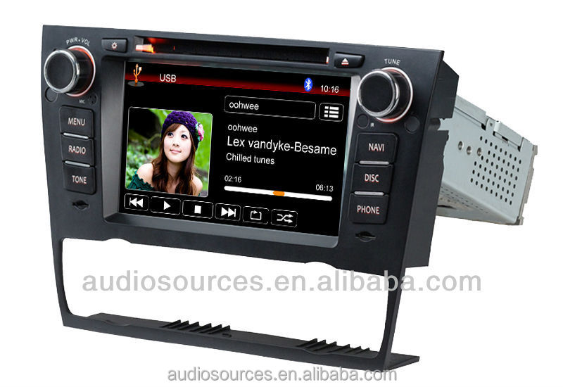 Dvd Car With Bluetooth Usb Gps Ipod For BMW E90/E91/E92/E93