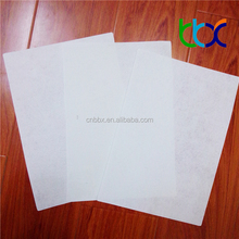 nonwoven chemical sheet toe puff for van shoes