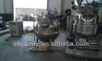 Soft candy making machine