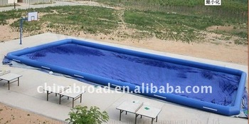 2012 best quality inflatable pools(hot-selling in UK and Chile)