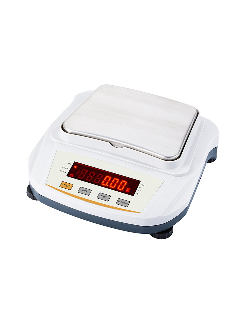 0 1g electronic load cell balance rechargeable digital balance kitchen scale weighing laboratory scale 5000g