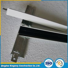 T Bar Suspended Ceiling Grid T-Bar For Ceiling Tiles