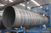 3PE Sprial Welded steel pipe