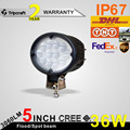 WD Excellent Auto Parts 36W LED work light 3060 lumen led works lighting
