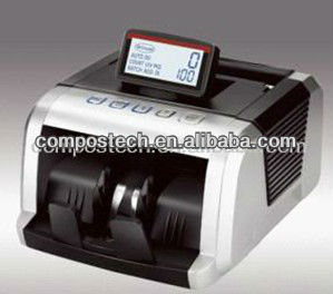 BANK CASH REGISTERS CURRENCY BILL MONEY COUNTER COUNTING MACHINE --N71