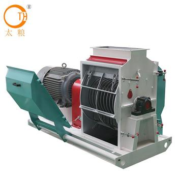 New Technology pig feed crusher and mixer hammer mill Competitive Price Capacity 3-16t/h for Industrial mass production