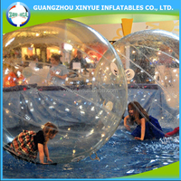 Wholesale price inflatable human water balloon