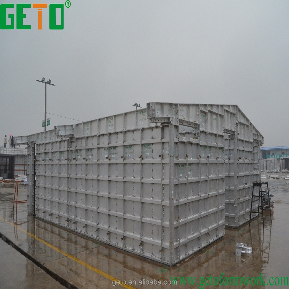 Professional Manufacturers Aluminum Alloy Formwork For Construction