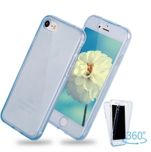 TPU Case Slim Transparent Clear Cover 360 Protective Phone Case for Samsung Galaxy Note 3/ 4/ 5