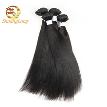 unprocessed wholesale virgin malaysian hair from China factory 8-28inch small order acceptable