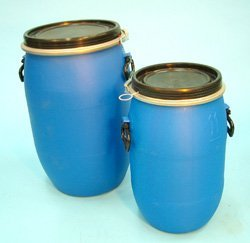 UN certified Open Top Plastic Drum