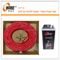 Cat 6 Type and 8 Number of Conductors CAT6 UTP FTP Network Cable 24/23awg Price