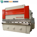 Warranty Five Years High Quality hand press brake bending folding machine