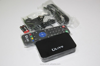 Slim Box TV Android with Arabic IPTV Box Internet TV WIFI 1080P 3D Quad Core White Set Top Box