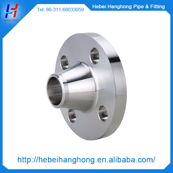 a105 raised face long weld neck carbon steel flange price