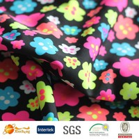 wholesale UV screen printed bathing suits fabric with sun protection