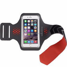china top ten selling products Sports Gym Running Waterproof Fitness Armband for Mobile Phone Case Cover Arm Band Holder for iPh