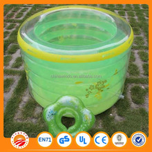 Iovesteel flexible metal cable conduit round baby swimming pool