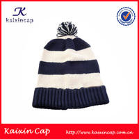 Wholesale Men's High Quality Winter Polar Fleece Hat Pattern Fleece Hat Making