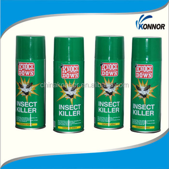 oil-based aerosol spray aerosol insecticide insect killer spray home use product