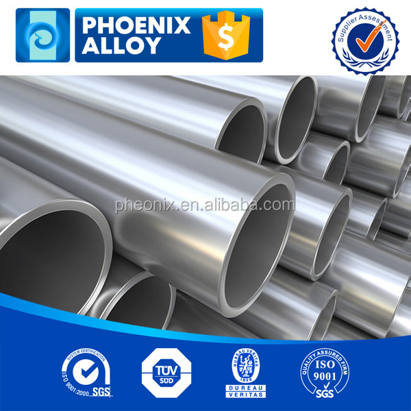 inconel nickel special alloy 601 welded tube for sale