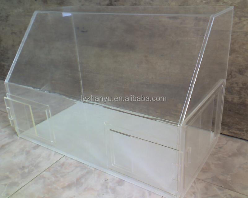 New Arrival Wholesale Acrylic Display Case Transparent and Convienment