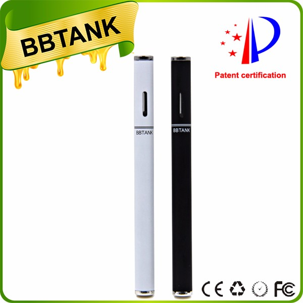 510 Custom logo oil vape cartridge BBTANK t1 disposable vaporizer pen .5ml atomizer electornic cigarette