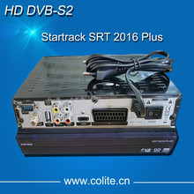 New Model HD DVB-S2 Digital Satellite Receiver Startrack 2016 PLus with Biss CA for Middle East and Africa
