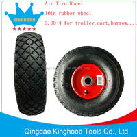 3.00-4 Rubber Wheel TUV