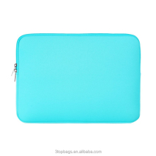 Wholesale 15 inch laptop sleeve simple design laptop bag green