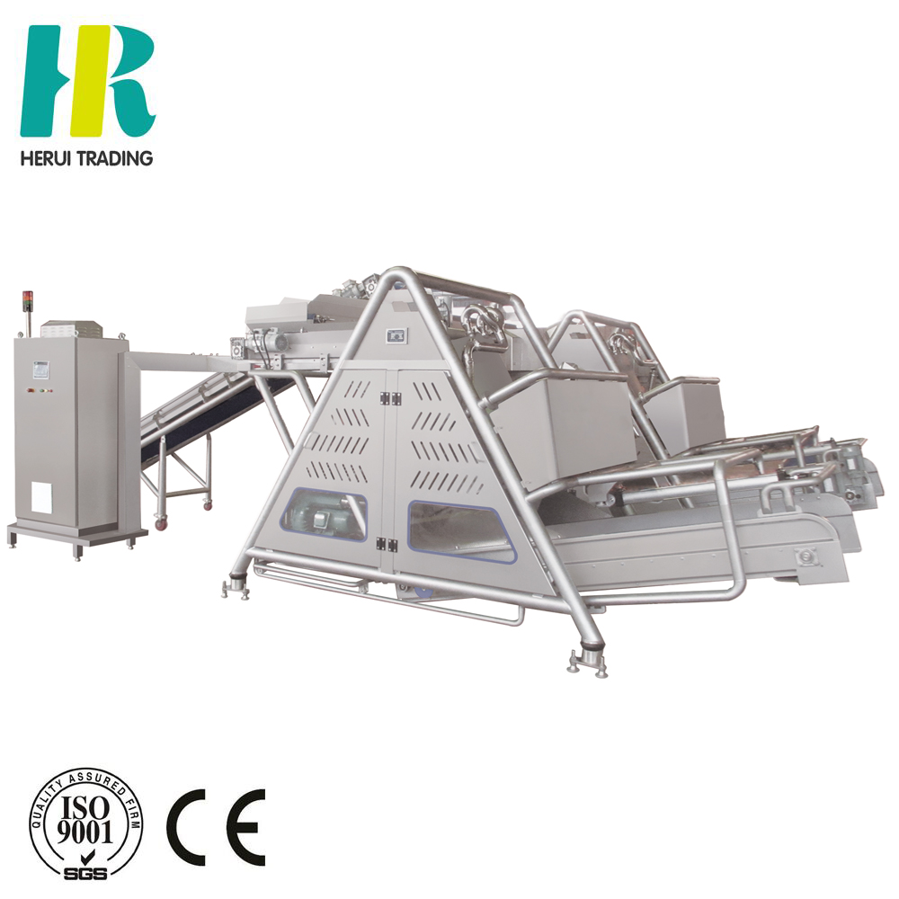 Automatic fruit and vegetable dewatering machine industrial drying machine