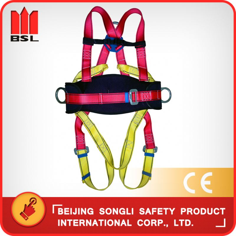 Golden Supplier New best quality safety belt harness
