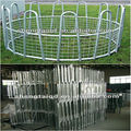 hot dip galvanized wiremesh cow hay feeder