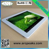 "RK3188 cortex a9 quad-core 9.7"" IPS retina capacitive touch screen tablet pc android"