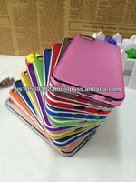 TPU back cover with slim bumper combo case for iphone 5