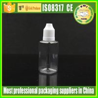 China Top Quality plastic bottle display rack 100ml plastic bottle for oil boston round plastic bottle