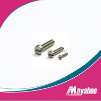 Stainless steel Slotted Cheese Head Screw