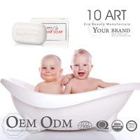 OEM Body Skin Whitening Bath For Babies Baby Soap
