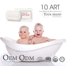 OEM Body Skin Whitening Bath For Babies Baby Soap