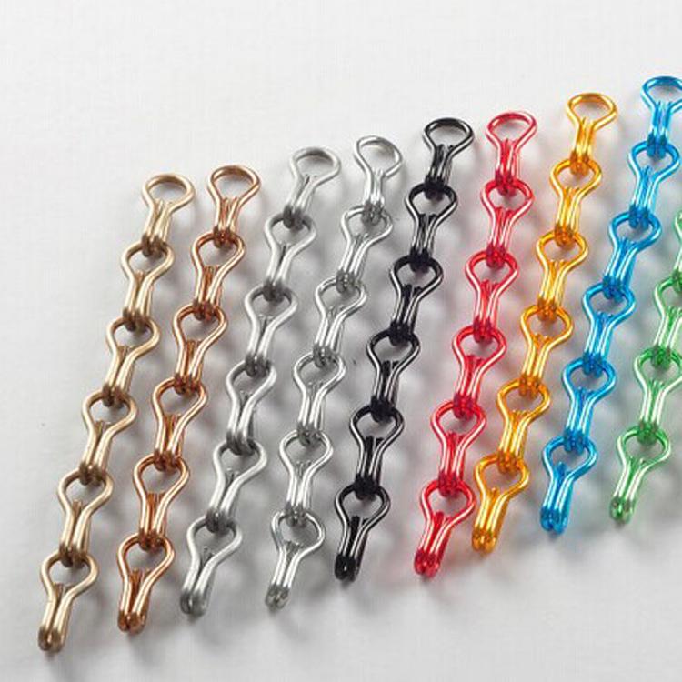 Wholesale aluminum chain curtains - Online Buy Best aluminum chain ...