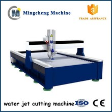 Hot selling water jet cutting machine high pressure water pump power washer industrial cleaning equipment with CE certificate