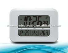 GP3205C Flip Digital Radio Controlled Wall Clocks