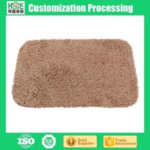 Soft Water-absorption Home Super Non-slip Curly Silk Entrance Door Mat
