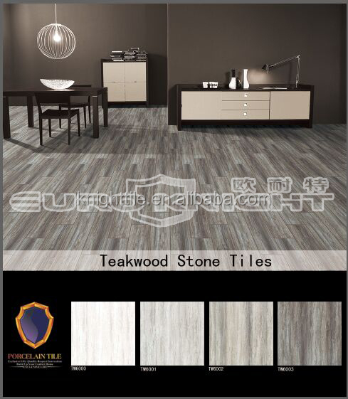 bathroom designs kitchen wood look matt tile with low price OEM