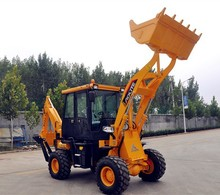 1200kg construction machine backhoe loader
