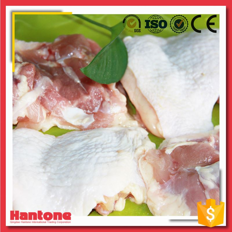 KOSHER Nature Halal Boneless Chicken Leg Quarters