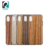 For new iphone x wood case cover skin wholesale