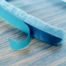 high quality PP Brush Sealing Strip Self Adhesive Seals Draught Excluder Aluminium Door Window
